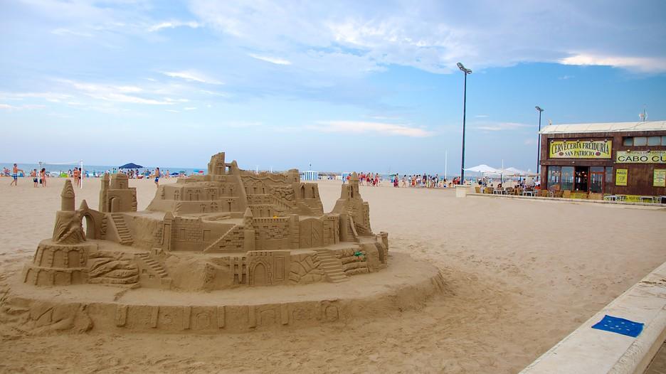 vacanze a spiaggia della malvarrosa viaggio a spiaggia