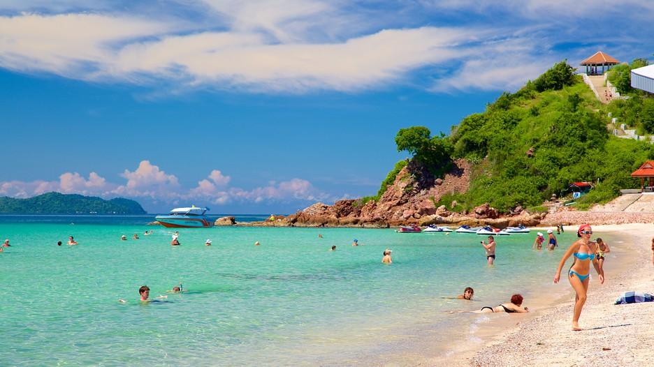 Koh Larn Beach Hotel