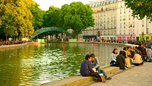 Canal Saint-Martin - Paris