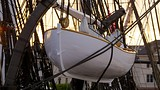 USS Constitution Lifeboat, Freedom Trail - Tourism Media