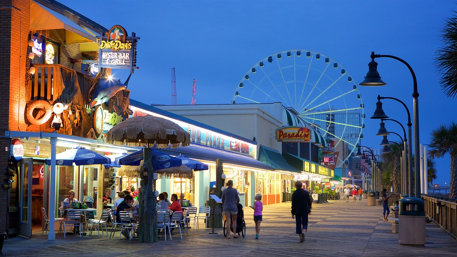 Myrtle Beach Boardwalk Vacations 2017 Package Amp Save Up