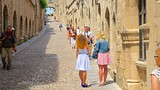 Rhodes Old Town - Tourism Media