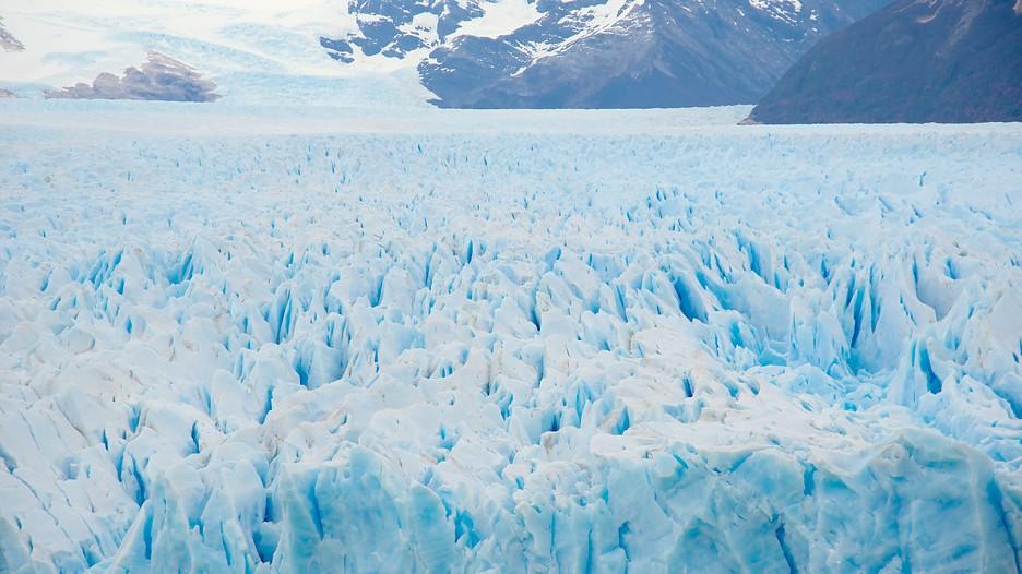 how to get to perito moreno glacier car