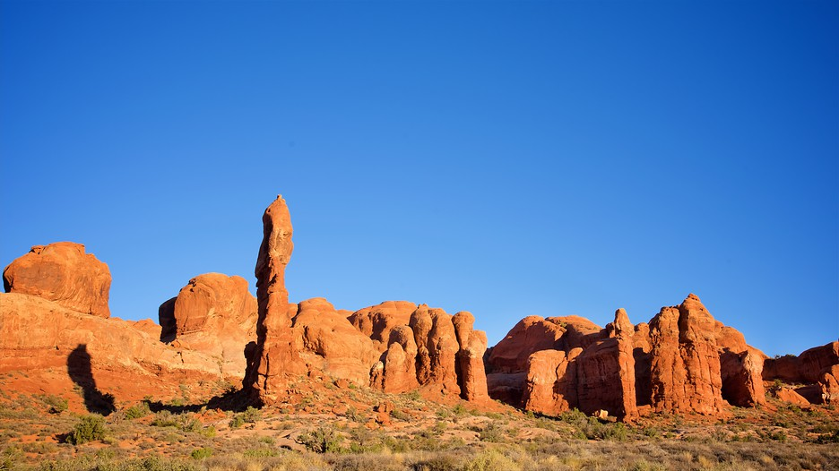 Arches National Park In Moab Utah Expedia Ca