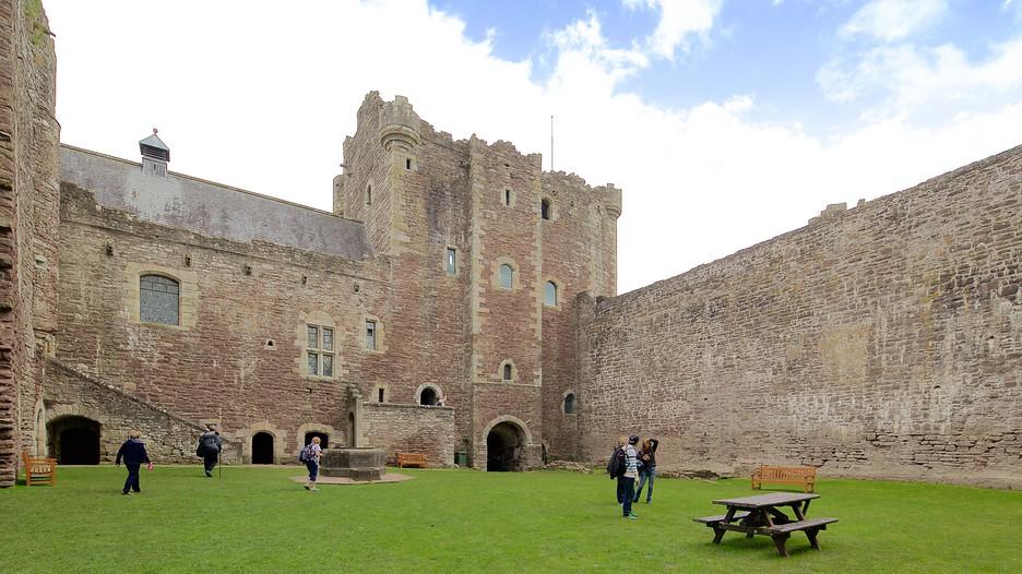 Doune Castle In Doune Scotland Expedia Ca
