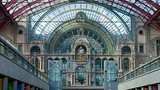 Antwerp Central Station - Belgium - Tourism Media