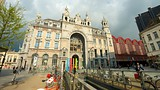 Gare d'Anvers-Central - Belgique - Tourism Media