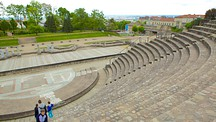 Roman Theatres of Fourviere - Lyon