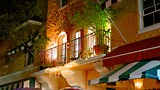 Espanola Way and Washington Avenue - Tourism Media