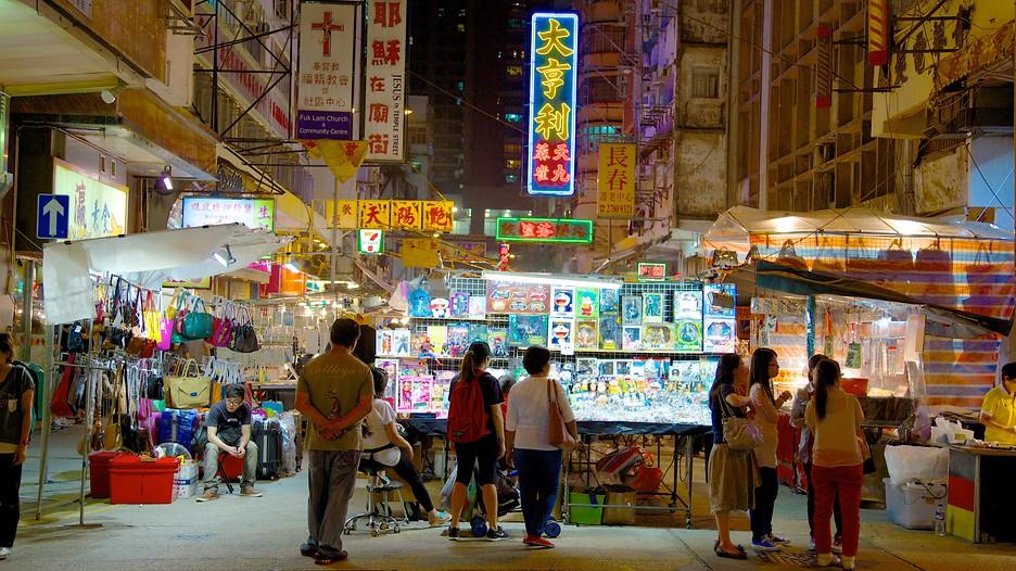trips to temple street night market hong kong find. Black Bedroom Furniture Sets. Home Design Ideas