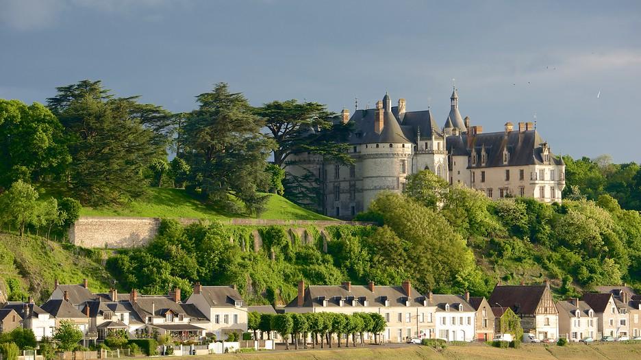 Chateau de chaumont in chaumont sur loire - Chateau de chaumont sur loire jardin ...