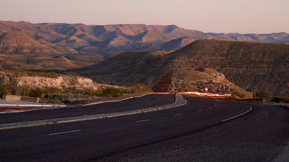 Guadalupe Mountains National Park in Salt Flat, Texas ...