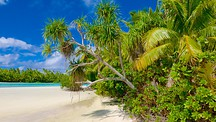 Cook Islands - Australia - New Zealand and the South Pacific