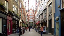 Carnaby Street - London (og omegn)