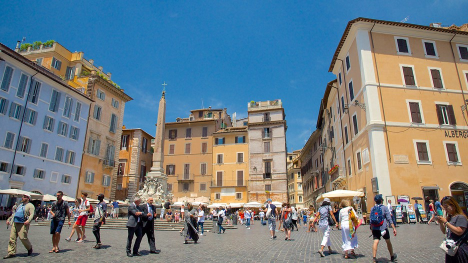 Travel From Airport Rome Italy To City Center