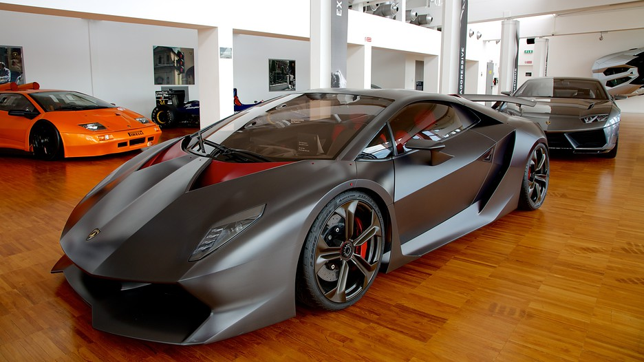 Lamborghini Museum In Sant Agata Bolognese Expedia