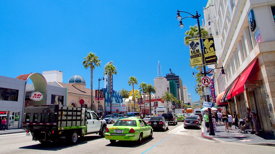 Los Angeles Hollywood Hotels Cheap