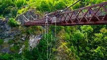 Kawarau Suspension Bridge - Queenstown