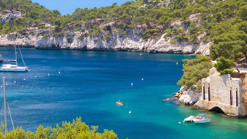 Calanques In Marseille Expedia Ca