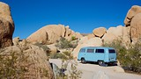 Arch Rock - Joshua Tree National Park - Tourism Media