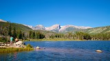 Sprague Lake - Rocky Mountain National Park - Tourism Media