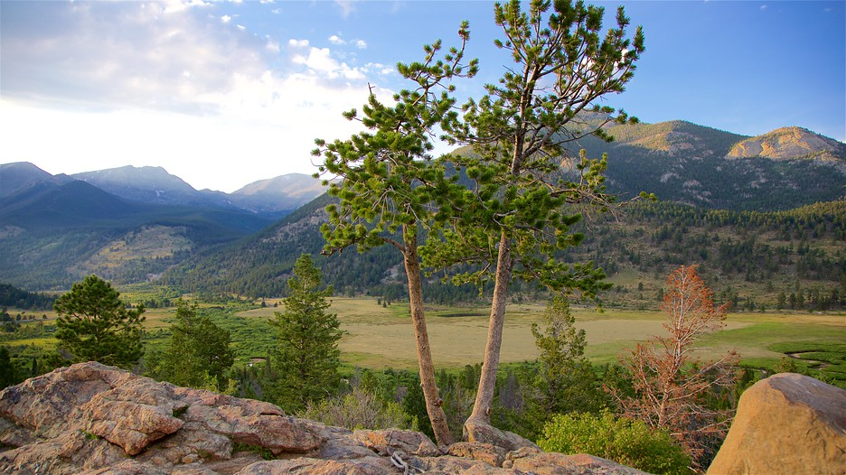 The rocky mountain national park tourism essay