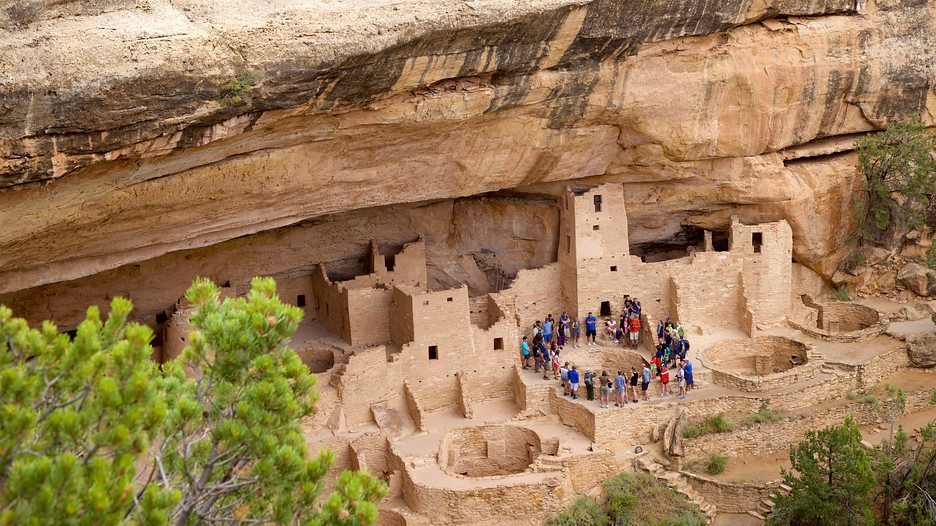 a look at the main attraction of mesa verde national park Mesa verde national park's cliff dwellings are just one wonder to be found at this   national treasure protects the cliff dwellings and mesa top sites of pit houses,   this national park gives us a glimpse into the places and stories of america's   among the largest archaeological sites in colorado, the yucca house national.