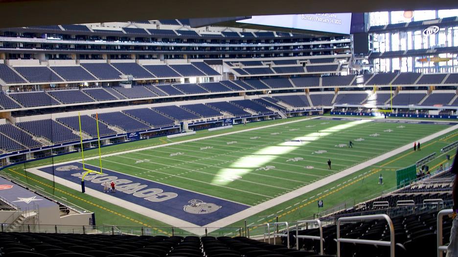 At Amp T Stadium In Arlington United States Of America Expedia