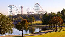 Six Flags Over Texas - Dallas
