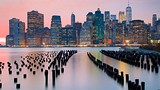 Showing item 2 of 91. Brooklyn Bridge Park - New York - Tourism Media