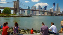 Brooklyn Bridge Park - New York (og omegn)