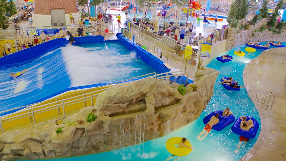 Hotels Close To Mall Of America With Water Park