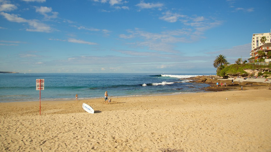 how to get to cronulla beach from cronulla station