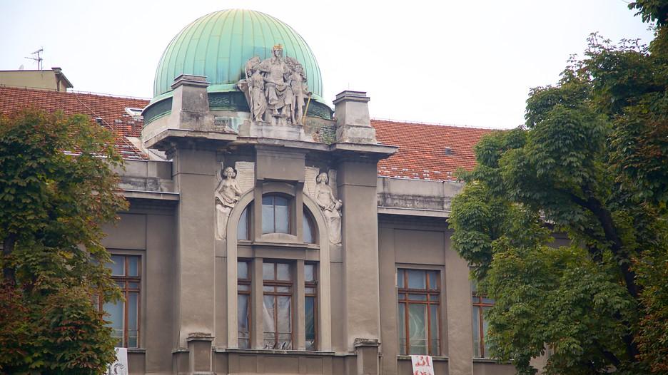 Ethnographic Museum - Zagreb, Attraction  Expedia.com.au