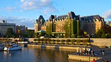 Inner Harbour - British Columbia - Tourism Media