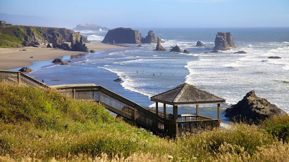 Bandon Beach In Bandon Oregon Expedia