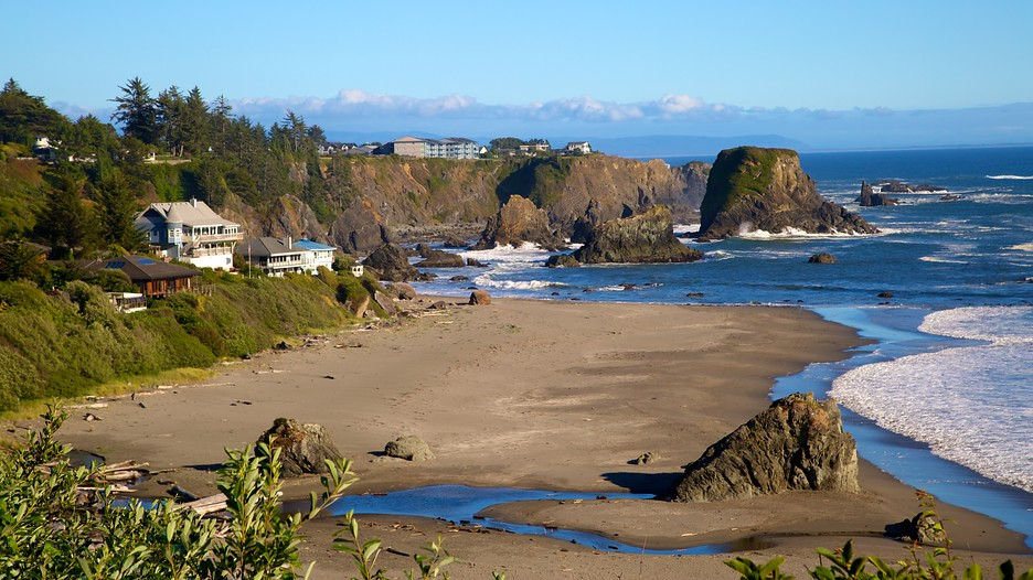 Harris Beach State Park In Brookings Oregon Expedia