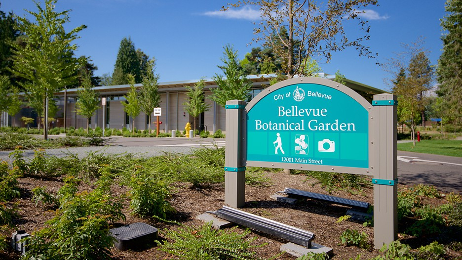 Bellevue Botanical Garden In Bellevue Washington Expedia