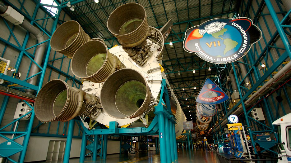 Kennedy Space Center In Cape Canaveral Florida Expedia