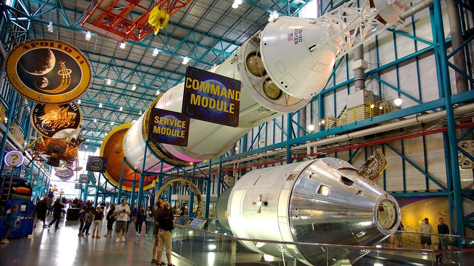 Kennedy Space Center In Orlando Expedia De