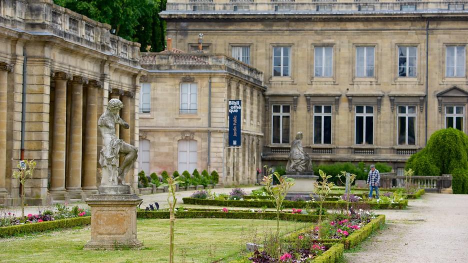 Jardin public in bordeaux for Jardin public
