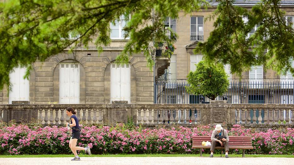 Jardin public bordeaux nouvelle aquitaine attraction for Jardin bordeaux