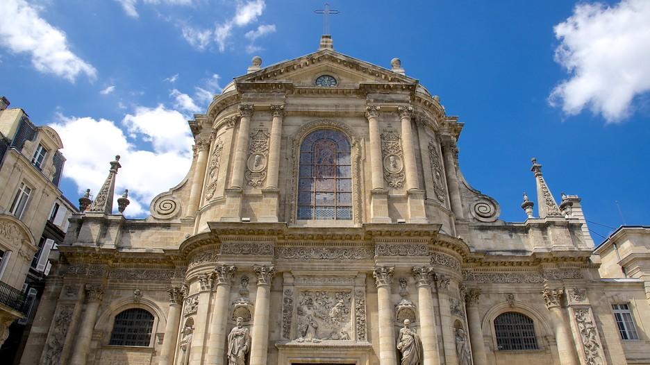 Notre dame church in bordeaux nouvelle aquitaine for Hotel notre dame bordeaux