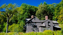 Louisa May Alcott's Orchard House - Concord