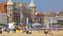 Weymouth Beach - Bournemouth