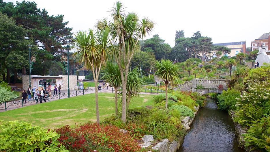 Bournemouth Car Parks Winter Gardens