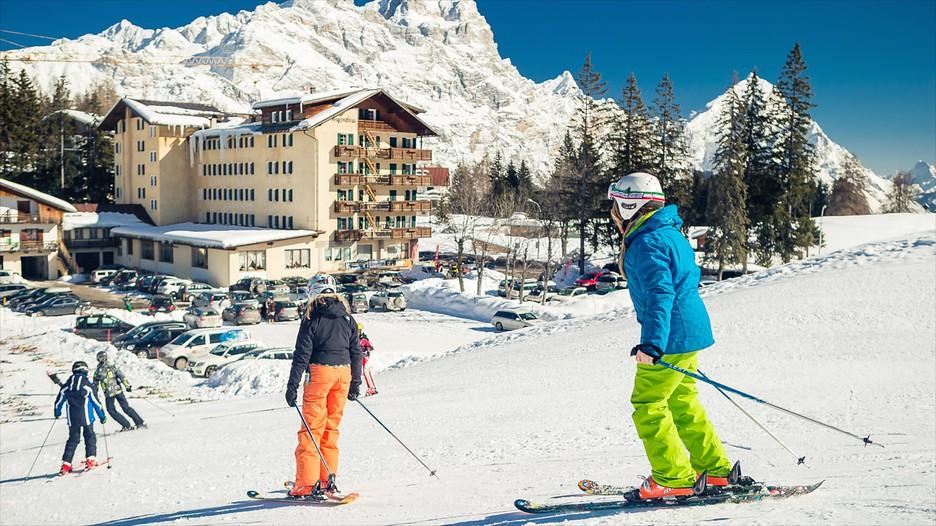 Cortina D 39 Ampezzo Ski Resort In Cortina D 39 Ampezzo Expedia