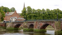 Old Dee Bridge - Chester