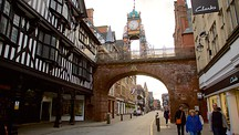 Eastgate Clock - Chester