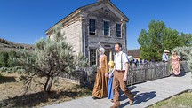 Bannack Days, Bannack Ghost Town State Park